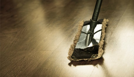 How to clean an unoccupied property